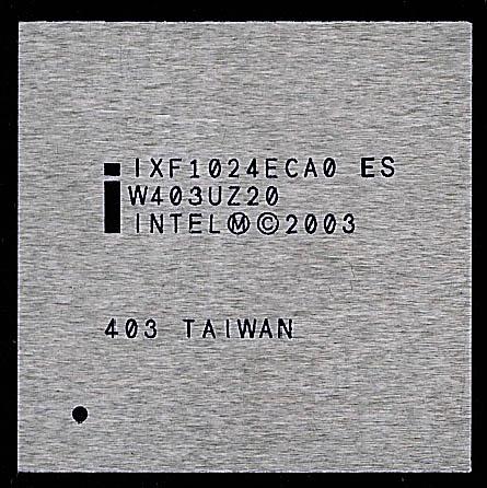 Intel IXF